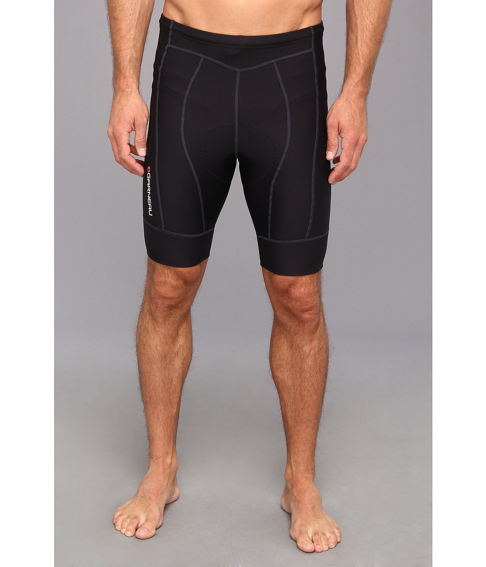 Louis Garneau - Fit Sensor Shorts 2 (Black) Mens Shorts