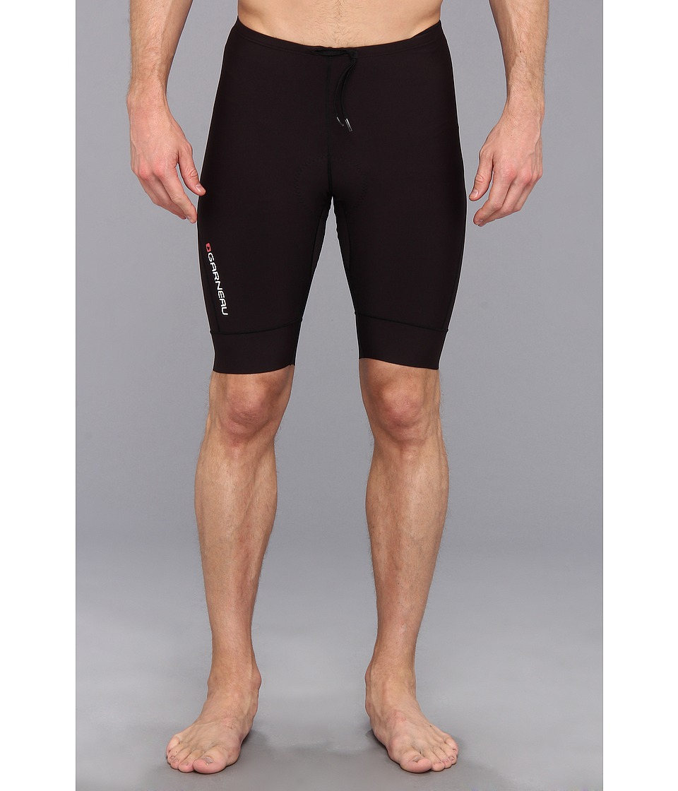 Louis Garneau - Men Tri Power Laser Shorts (Black) Mens Shorts