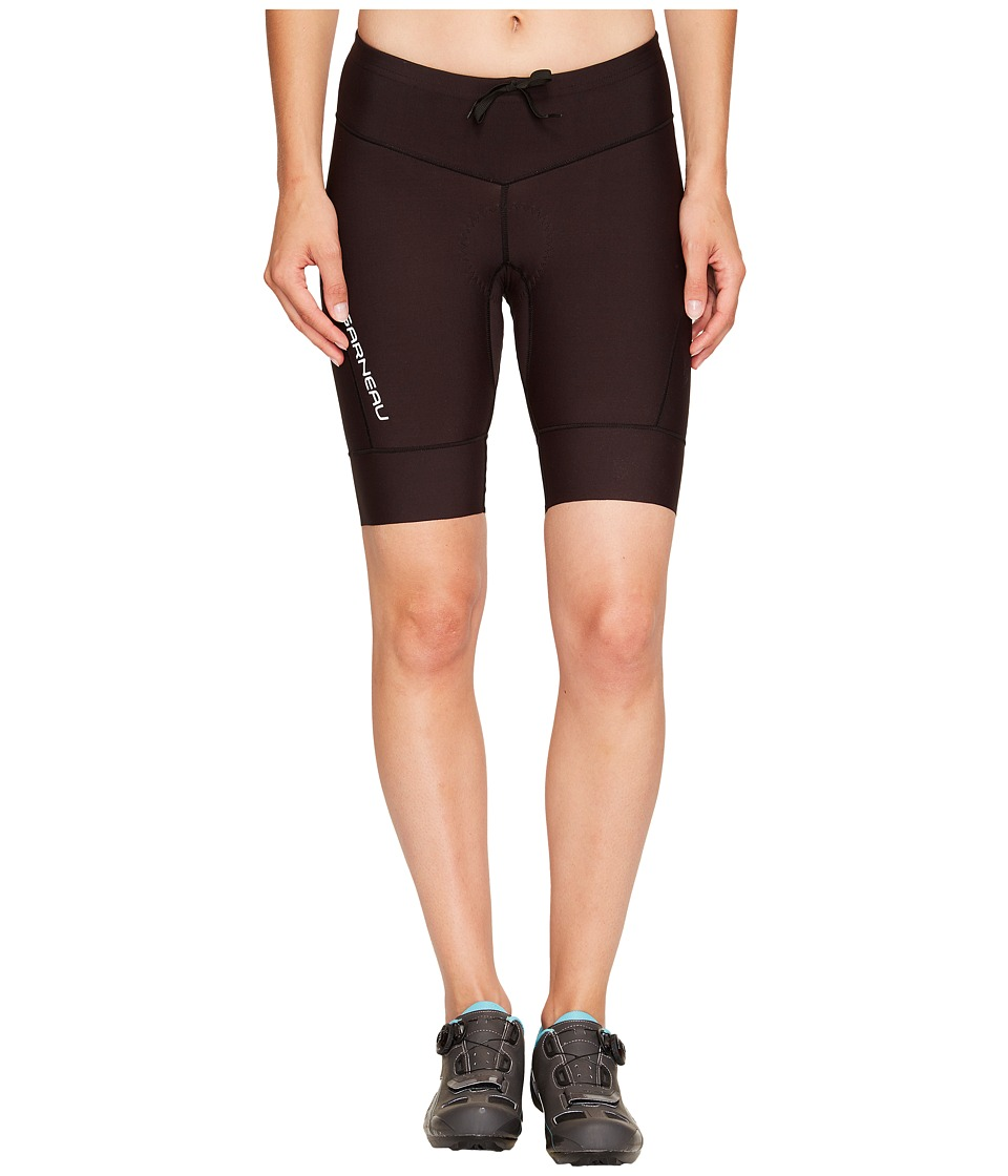 Louis Garneau - Women Tri Power Lazer Shorts (Black) Womens Shorts