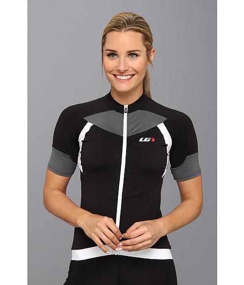 Louis Garneau Icefit Jersey (Black/Grey/White) Women's T Shirt
