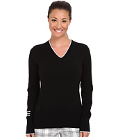 adidas Golf - Roll Seam V-Neck Sweater