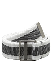 Calvin Klein - 38MM Cotton Webbing Strap w/ Rubber Center