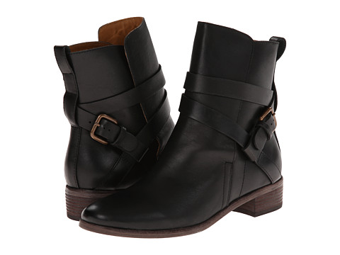 Shop See by Chloe online and buy See by Chloe SB23180 Black Footwear - Zappos.com is proud to offer the See by Chloe - SB23180 (Black) - Footwear: Give your look an elegant equestrian feel wearing these stylish See by Chloé boots! ; Smooth leather upper. ; Pull-on design with back pull tab. ; Buckled leather straps wrap around the shaft. ; Smooth leather lining. ; Lightly padded leather insole. ; Stacked heel. ; Durable leather outsole. ; Imported. Measurements: ; Heel Height: 1 1 4 in ; Weight: 1 lb ; Circumference: 10 1 4 in ; Shaft: 7 1 2 in ; Product measurements were taken using size 38 (US Women's 8), width M. Please note that measurements may vary by size.