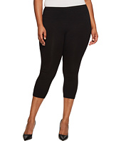 HUE - Plus Size Cotton Capri