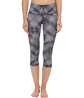 adidas - Performer Mid-Rise Energy Print Three-Quarter Tight