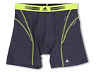 adidas - Sport Performance Flex360 Boxer Brief (Urban Sky/Solar Slime)
