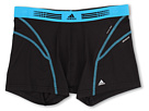 adidas - Sport Performance Flex360 Trunk (Black/Solar Blue)