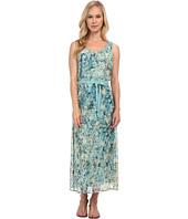 NIC+ZOE - Petite Faint Impressions Maxi Dress