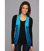 Rock and Roll Cowgirl - Ombre Fringed Vest