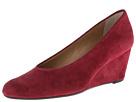 Vaneli - Dilys (Opera Red Suede) - Footwear