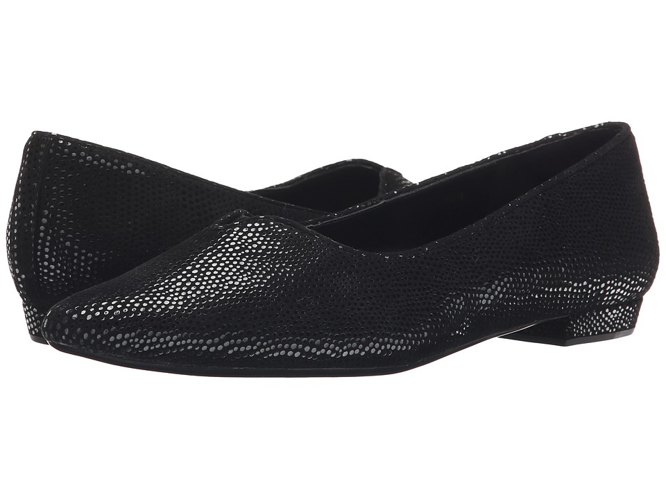 Vaneli Ganet (Black E-Print All Over) Women's Shoes