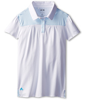 adidas Golf Kids - Performance Dot Yoke Polo (Big Kids)
