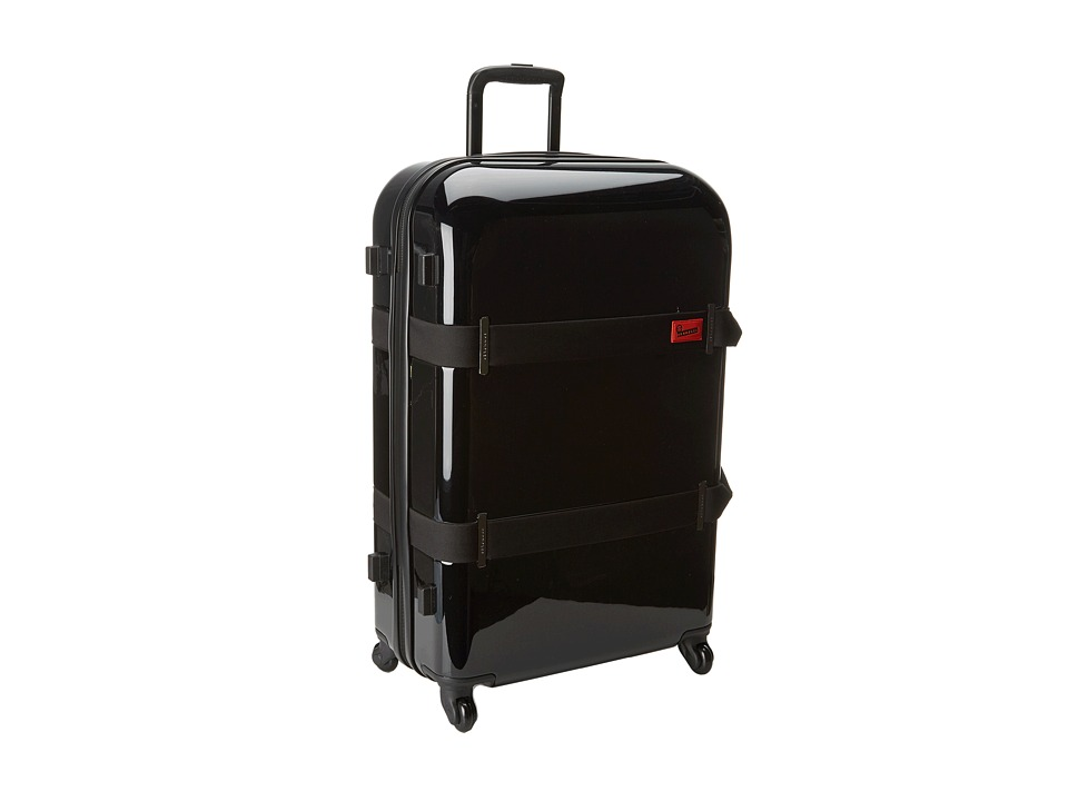 Crumpler - Vis-A-Vis Trunk (78Cm) 4 Wheeled Luggage (Black) Luggage