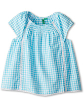 United Colors of Benetton Kids - Girls' Ruffle Sleeve Top (Toddler/Little Kids/Big Kids)