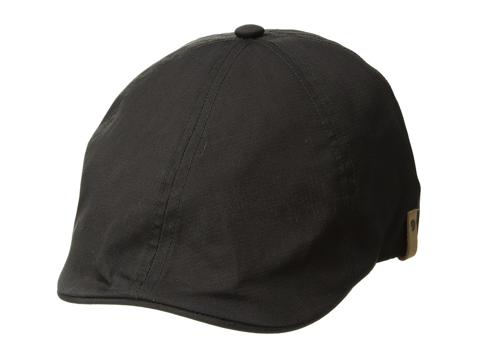 Fjallraven - Ovik Flat Cap (Dark Grey) Caps