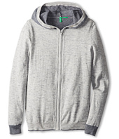 United Colors of Benetton Kids - Boys' Zipper Striped Hoodie (Toddler/Little Kids/Big Kids)