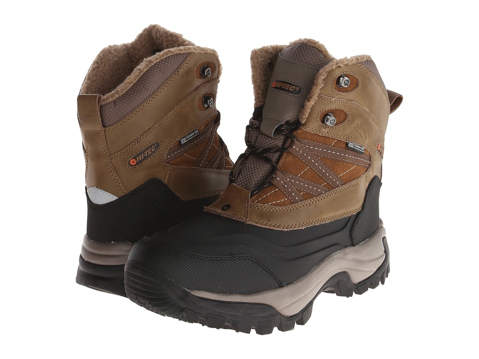 Hi-Tec Snow Peak 200 WP (Tan/Black) Men