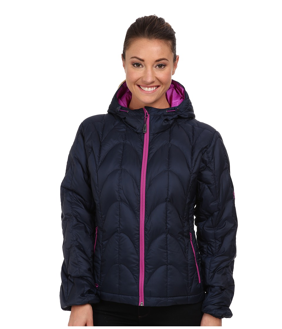 Outdoor Research Aria Hoodie Night/Ultraviolet Womens Coat