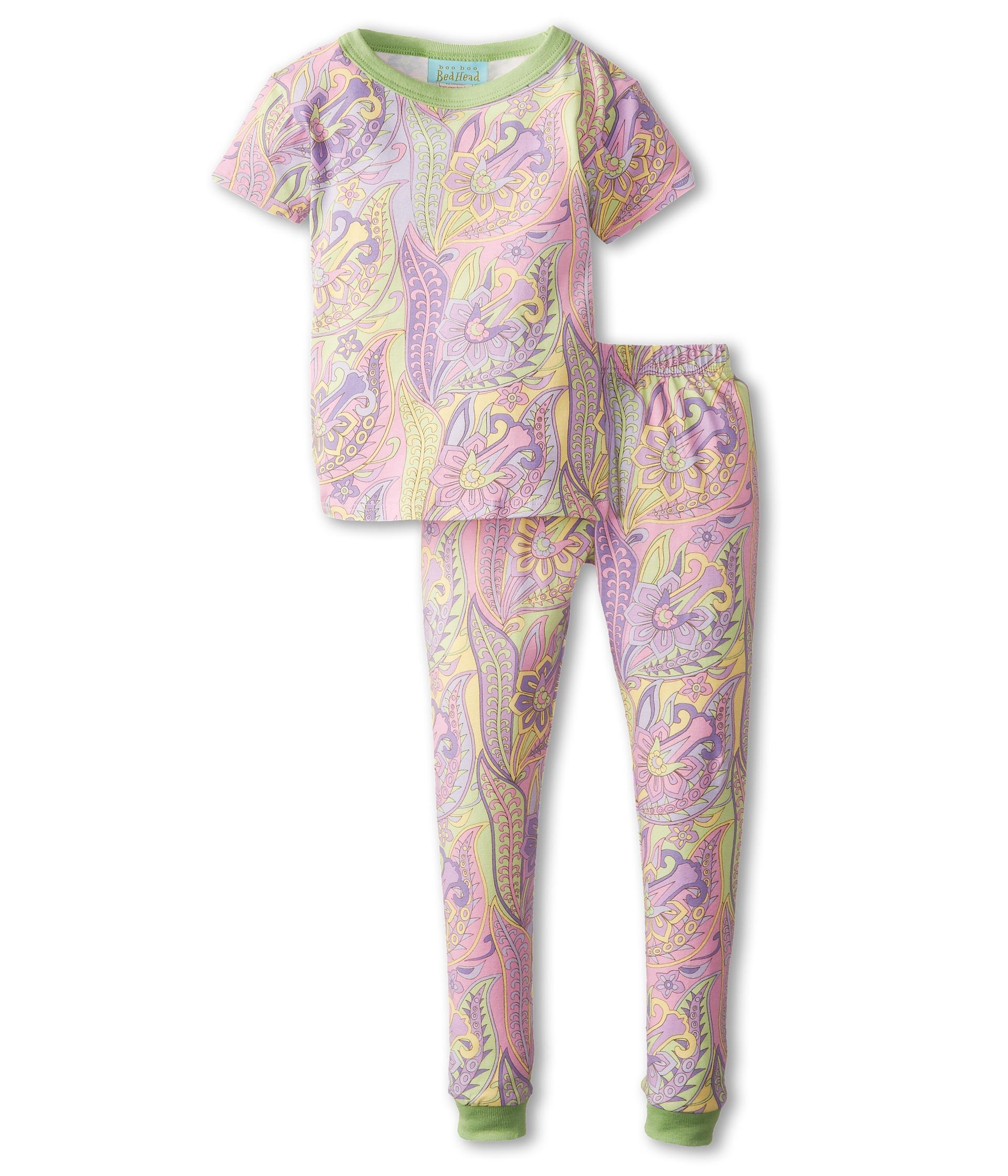 Kids Flannel Pjs Tee And Pant Set Sleepwear Free | Auto ...