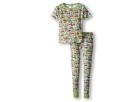Short Sleeve Tween Snug PJ (Big Kids)