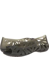 Crocs - Adrina III Peep Toe Flat