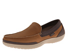 Crocs - Wrap ColorLite Loafer (Hazelnut/Espresso) -