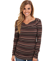 Royal Robbins - Essential Tencel Stripe Cowl Neck