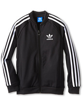 adidas Originals Kids - Superstar Track Top (Little Kid/Big Kid)