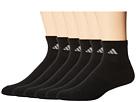 adidas Athletic 6-Pack Quarter Socks