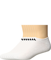 adidas - Athletic 6-Pack No Show Socks