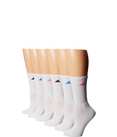 adidas - Athletic 6-Pair Crew Socks