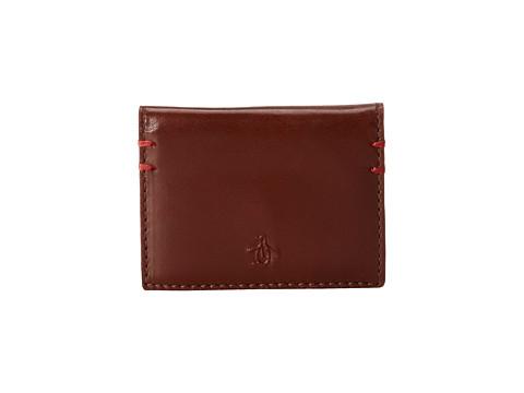 Original Penguin Leather Wallet