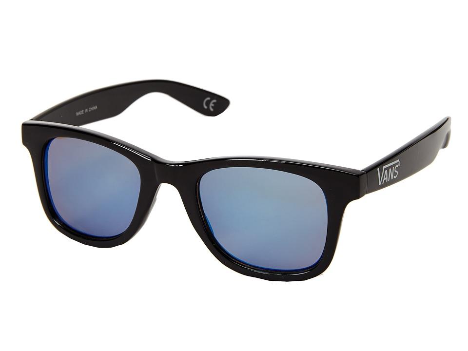 Vans Janelle Hipster Sunglasses Black Gradient Sport Sunglasses