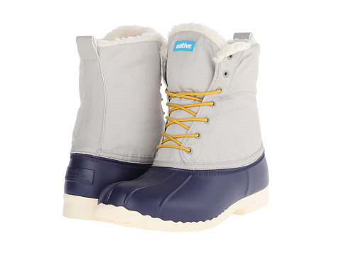 Native Shoes Jimmy Winter Regatta Blue/Rocky Brown - Zappos.com Free Shipping BOTH Ways