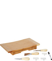 Picnic Time - Concavo Bamboo Cheese Board