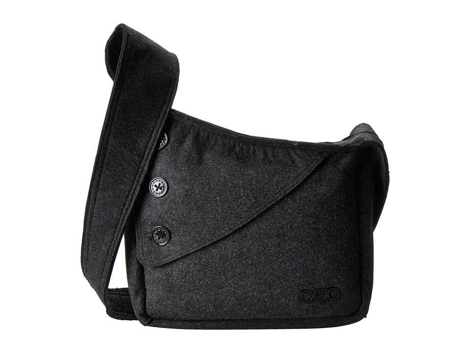 OGIO - Brooklyn Purse (Dark Gray Felt) Bags