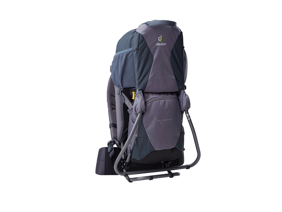 Deuter Kid Comfort 1 Child Carrier (Titan/Granite) Backpa...