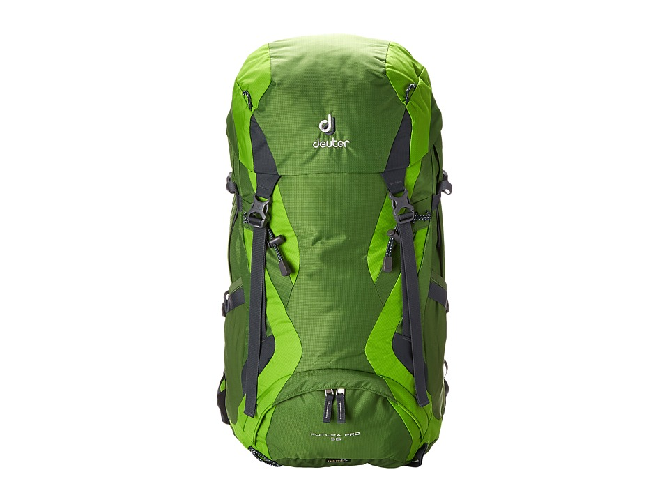 Deuter Futura Pro 36 Emerald/Kiwi Backpack Bags