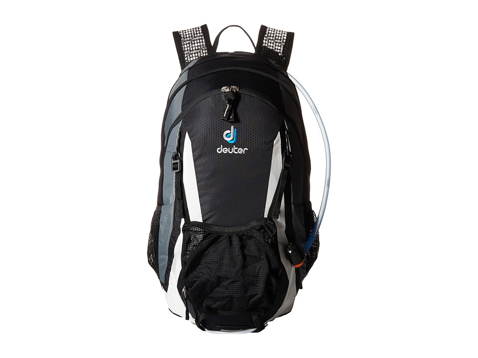 Deuter Race EXP Air w/ 3L Res. Black/White Backpack Bags