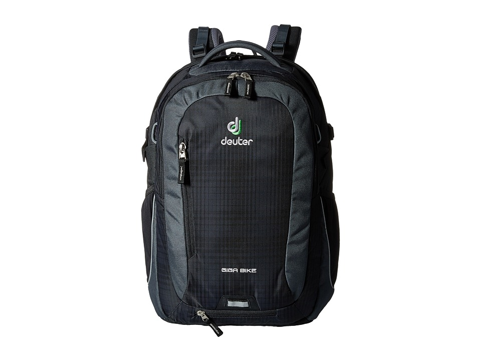 Deuter - Giga Bike (Black/Anthracite) Backpack Bags