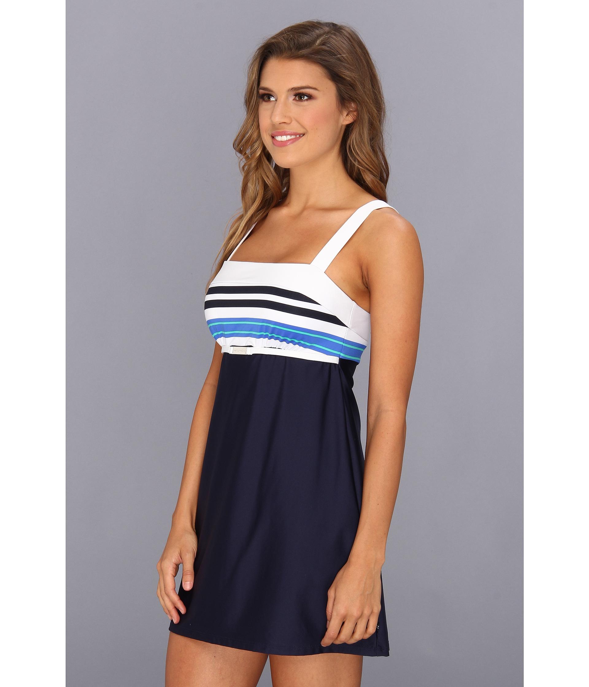 Nautica Na71 Headsail Rem S C Swim Dress Cover Up Na71544