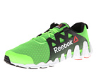Reebok - Zigtech Big Fast (Solar Green/Black/White/China Red) -