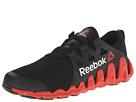 Reebok - Zigtech Big Fast (Black/China Red/White) -