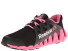 Reebok - Zigtech Big Fast (Black/Electro Pink/White) -