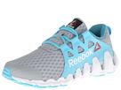 Reebok - Zigtech Big Fast (Baseball Grey/Neon Blue/White) -