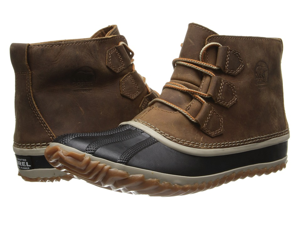 Sorel Out 'N Abouttm Leather (Elk) Women's Boots