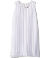 Us Angels - Beaded & Pleated Front Dress (Big Kids)