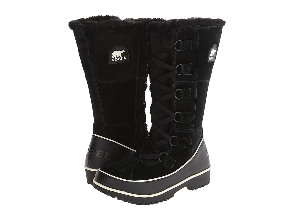 SOREL Tivoli High II (Black) Women