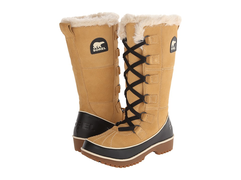 SOREL - Tivoli High II (Curry) Women