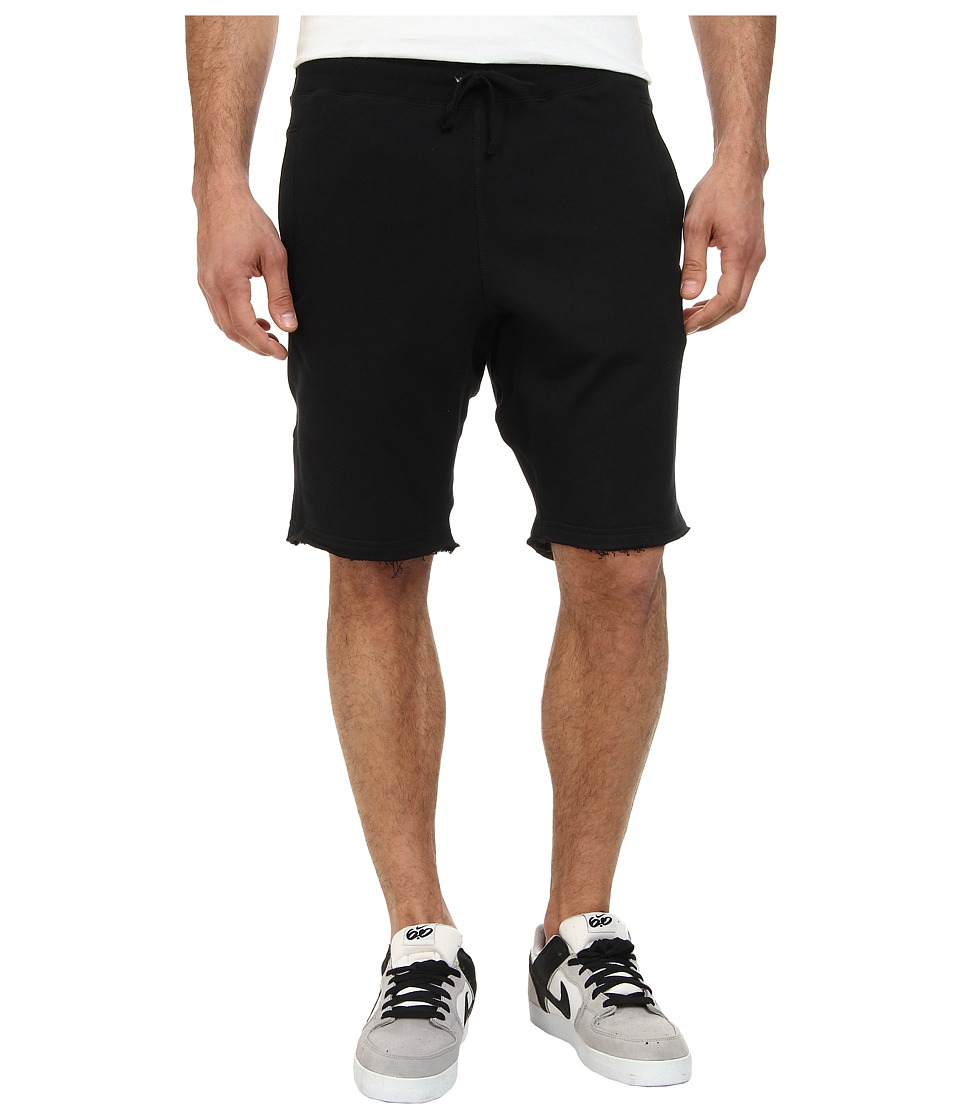 Nike SB SB Eeverett Fleece Short Black Mens Shorts